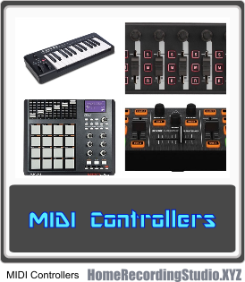 MIDI Controllers and Control Surfaces