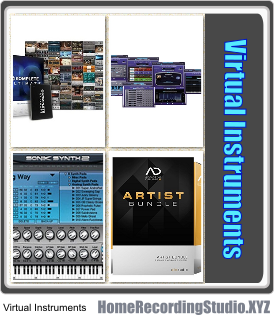 Virtual Instruments and VST Plugins