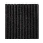 Wedged Acoustic Foam