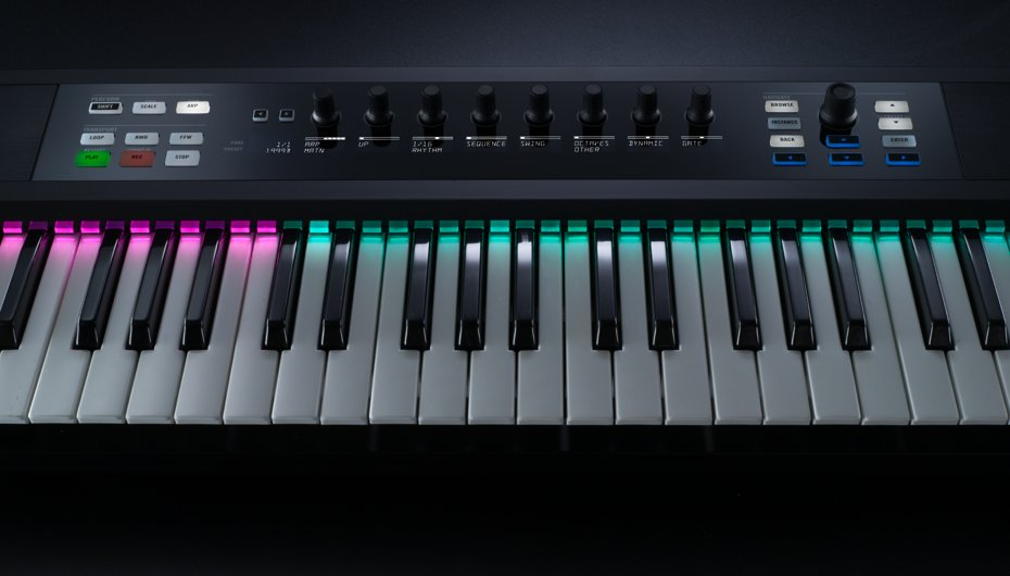 native instruments keyboard KOMPLETE KONTROL S-SERIES